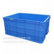 供应供应上海EU4822物流箱|潍坊800*400*230mm塑料物流箱