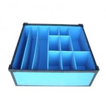 蓝色 中空箱(PE、PP)