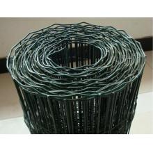 养鸡围网 临时隔离防护网 包塑铁丝栅栏现货批发