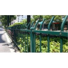 厂家供应优质方管栅栏 花池围栏 锌钢护栏