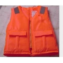 供应救生衣.DF86-5船用工作救生衣.船用救生衣,橡塑救生圈