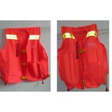 供应气胀救生衣 充气式救生衣,背心式成人充气救生衣,带气瓶的冲气式救生衣