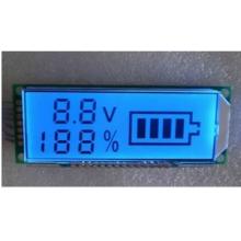 电源LCD