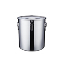 加厚304不锈钢汤桶水桶 50cm*51cm