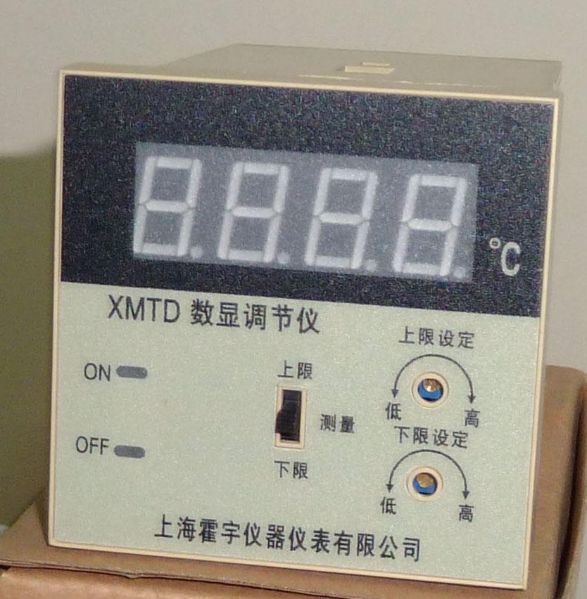 上海霍宇xmtd2202 温控器温度控制仪