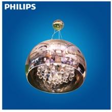 飞利浦水晶吊灯 客厅卧室餐厅吊灯灯具 现代奢华型吊灯 4W