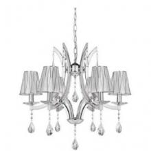 飞利浦 吊灯 典耀 30690 灯具卧室餐厅欧式水晶吊灯(不含光源) 5W