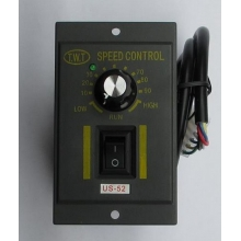 调速器 US-52 220VAC 调速面板  90W  QCW25743