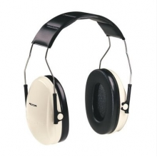 3m PELTOR H6A耳罩头戴式隔音耳罩 防噪降噪音