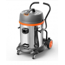 亿力YILI吸尘器商用干湿两用洗车店酒店物业吸尘器 商用60L