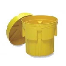 20加仑泄漏应急桶 76升防化桶 有毒物质密封桶 二次包装桶 废物收集桶