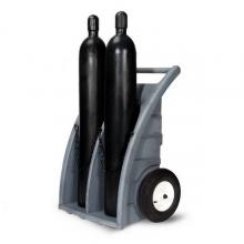 双气瓶推车,氧气瓶推车 ENPAC气瓶推车 ENPAC钢瓶推车 ENPAC气瓶搬运车7302-BK