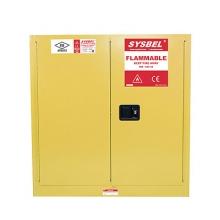 SYSBEL易燃液体安全储存柜(30Gal/114L) 防爆柜 防火柜WA810300