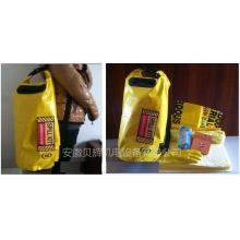小包型泄漏应急处理包套装 化学品应急包 化学品泄漏应急救援包